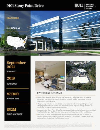9101 Stony Point Drive 091621 Cover