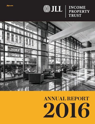 Jllipt Annual Report Stockholder Letter 2016 1