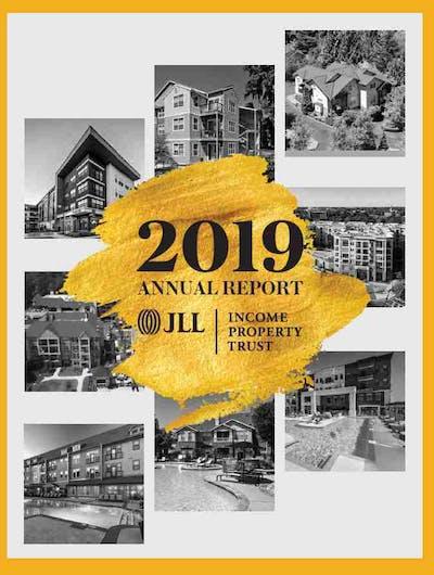 Jllipt Annual Report Stockholder Letter