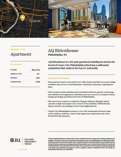 Property Profile Aqrittenhouse 1