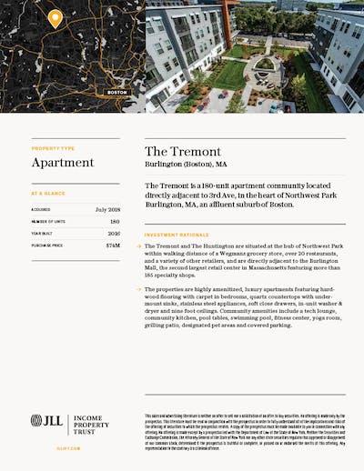 Property Profile Tremont1 1