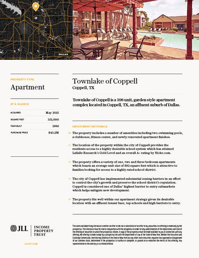 Property Profile Twonlake Coppell2 1