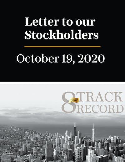 Stockholder Letter Oct 2020 01