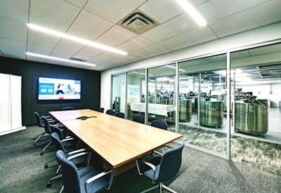 170 Park Avenue Property Meeting room