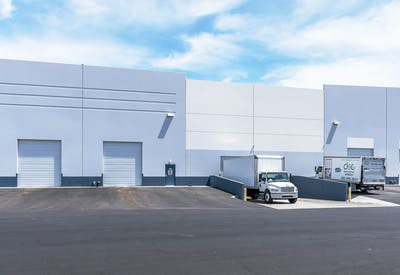 Chandler Distribution Center Exterior 2