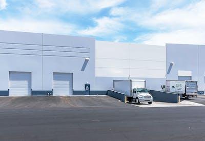 Chandler Distribution Center Exterior 2