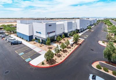 Chandler Distribution Center Exterior General