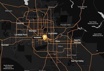 Fountainhead Corporate Park Map