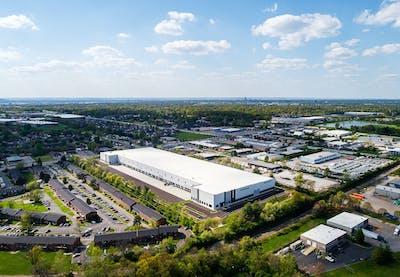 Louisville Airport Distribution Center Exterior 062321 02