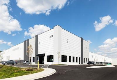 Louisville Airport Distribution Center Exterior 062321