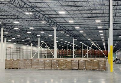 Louisville Airport Distribution Center Interior 062321