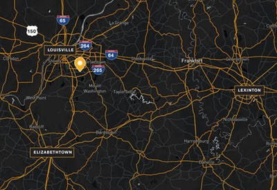 Louisville Airport Distribution Center Map 2 01