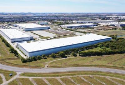 Fort Worth Distribution Center Map Aerial2
