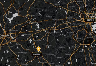 Milford Crossing Map 01