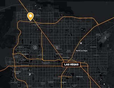 Map Montecito