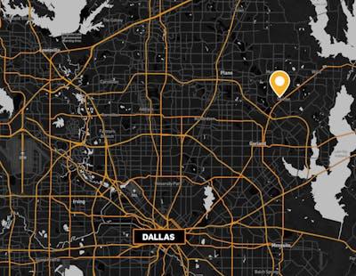 Oak Map