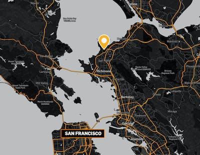 Pinole Map2