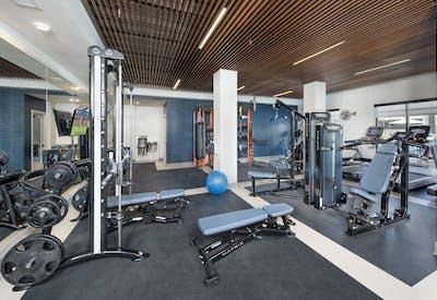 Fitness Center 01