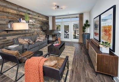 Model Living Room 01