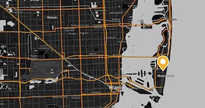 Southbeach Map