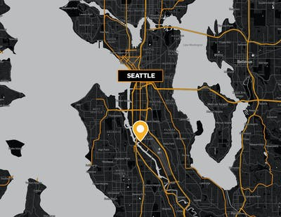 South Seattle Map2
