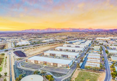 South East Phoenix Distribution Aerial