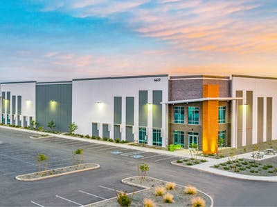 Southeast Phoenix Distribution Center Thumbnail