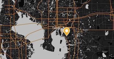 Tampa Map