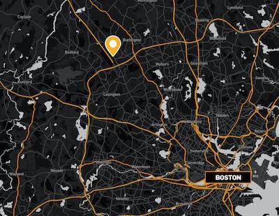 Maps Tremont