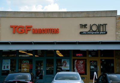 Tgf The Joint Storefront