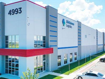 Whitestown Distribution Center Thumbnail